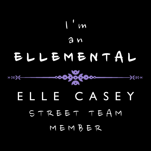 Elle Casey Street Team Badge