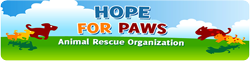 Hope For Paws Animal Rescue